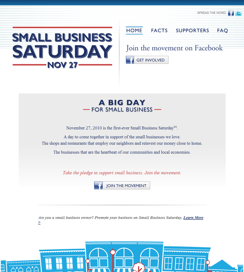 AmericanExpress-SmallBusinessSaturday-26November2010