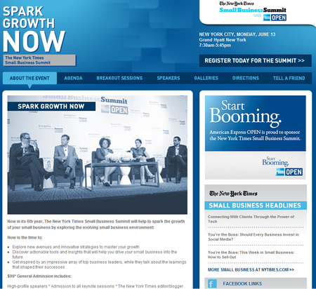 Amex-SparkGrowthNOW-Homepage