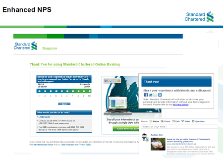 StandardChartered-NPS-Display