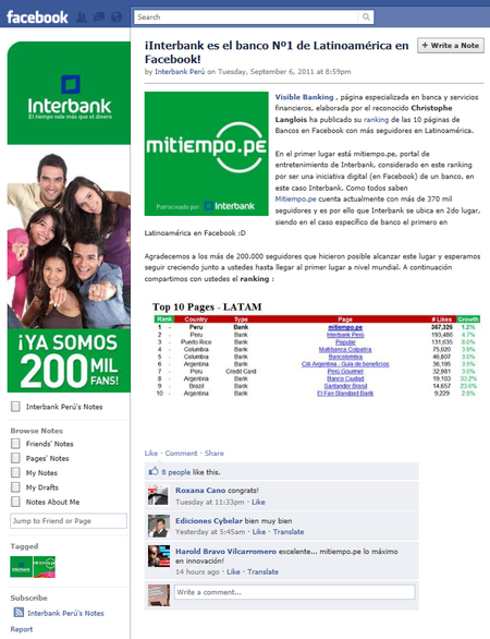 InterbankPeru-Facebook-VisibleBankingTop10LATAM
