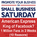 10 Reasons for the Success of the American Express 'Small Business Saturday' Facebook Page
