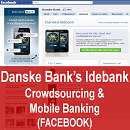 Idebank: Danske Bank Leverages Facebook to Improve its Mobile Banking Application