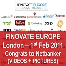 Finovate Europe 2011: Top Demoing Companies, Pictures and Videos