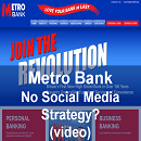 UK Metro Bank & Social Media: a Match Made in Heaven, You'd Think...