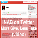 NAB Starts Tweeting & Asks Australians to Share their Stories of Goodness