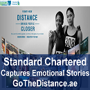 Standard Chartered UAE Launches 'Go The Distance' to Capture Emotional Stories