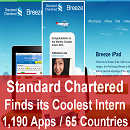 After 8 Weeks and 1,190 Applications from 65+ Countries, Standard Chartered Finds its World's Coolest Intern